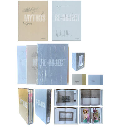 "Matthew Barney, '""MYTHOS / RE-OBJECT"", Edition 47/170, SIGNED by: Matthew Barney, Douglas Gordon, Damien Hirst, Jeff Koons, Gerhard Merz.', 2007"