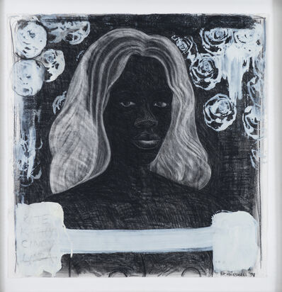 Kerry James Marshall, 'Untitled (Self Portrait Supermodel)', 1994