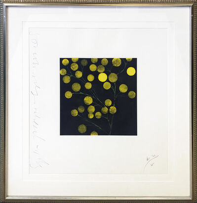 Donald Sultan, 'YELLOW PEPPERS', 1993