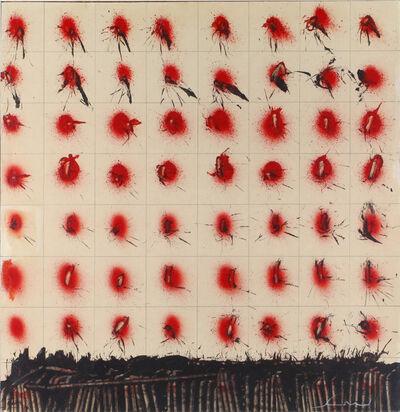 Emilio Scanavino, 'Acrilico 41', 1971