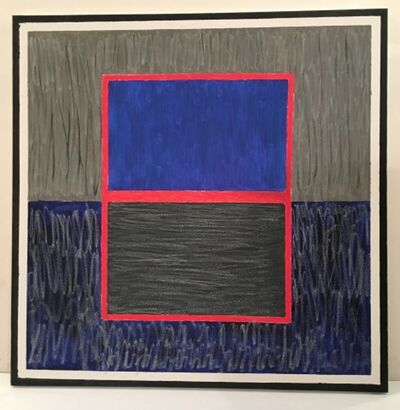 Paul Martin Wolff, 'Study in Blue and Grey', 2017