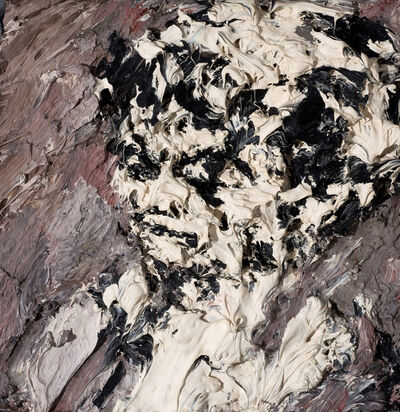 Frank Auerbach, 'Head of Helen Gillespie', 1962-1964