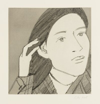 Alex Katz, 'From, Light as Air (Schröder 228)', 1989