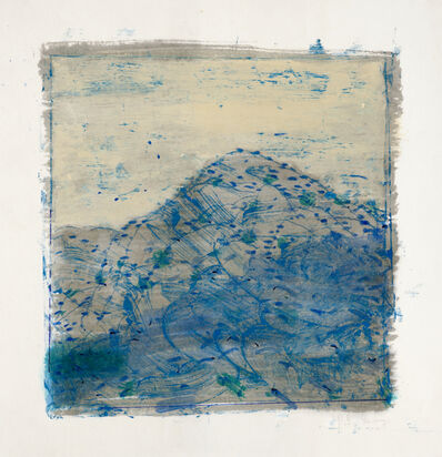 Ye Yongqing 叶永青, 'Mountain Script No. 3', 2014