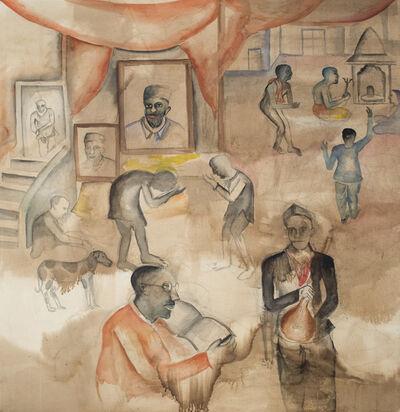 Bhupen Khakhar, 'Untitled'