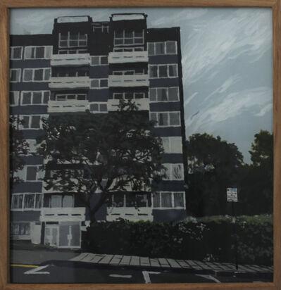 Isabella Kuijers, 'Elsewhere (Wimbledon bus stop) ', 2018