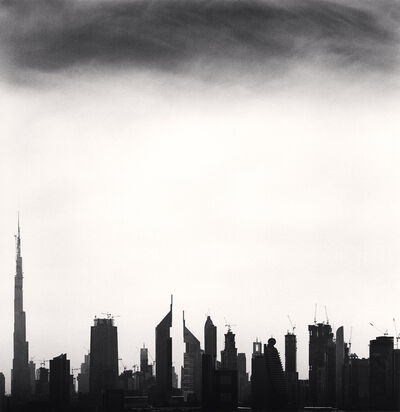 Michael Kenna, 'Skyline, Dubai, Study 3, United Arab Emirates', 2009