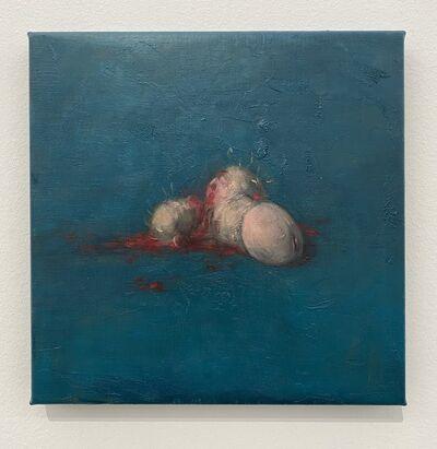 Michael Kvium, 'Short Cut', 2019