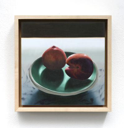 Bruce Cohen, 'Two Peaches on a Plate', 2019