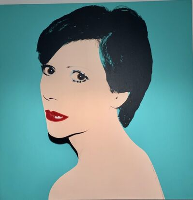 Andy Warhol, 'Andy Warhol Unidentified Woman (Lady ... Sister)', 1980