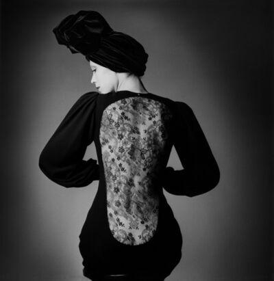 Jeanloup Sieff, 'DRESS BY YVES SAINT LAURENT · PARIS, VOGUE', 1970