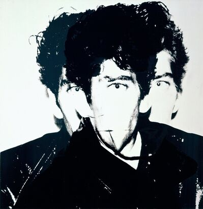 Andy Warhol, 'Robert Mapplethorpe', 1983