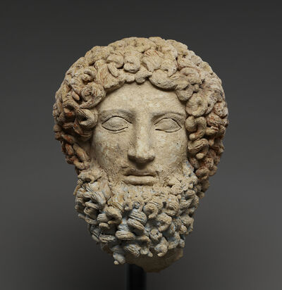 'Head of Hades', ca. 400 -300 BCE