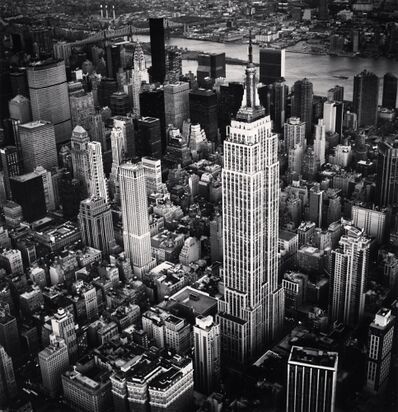 Michael Kenna, 'Empire State Building, Study 6, New York, NY, USA.'