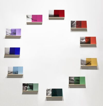 Cristina Gamón, 'Croma Artic Circle', 2017