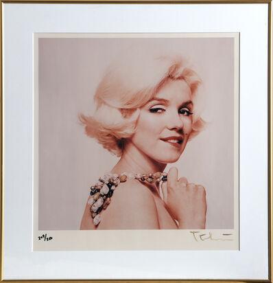 Bert Stern, 'Marilyn Monroe Biting Lip from The Last Sitting', 1974