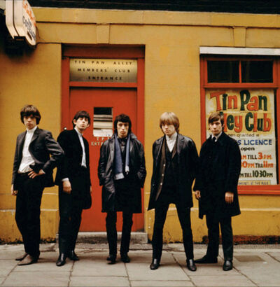 Terry O'Neill, 'The Rolling Stones- Tin Pan Alley Club', 1963