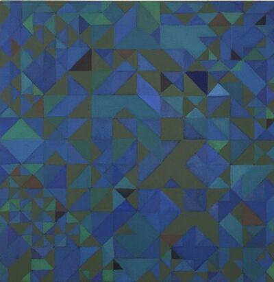 Diana Horowitz, 'Blue Green', 2018