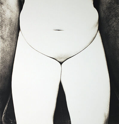 Irving Penn, 'Nude No. 150, New York', 1950