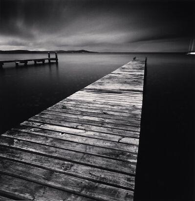 Michael Kenna, 'Two Boardwalks, Dunallley, Tasmania', 2013