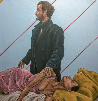 Chris Morano, 'The Stranger'