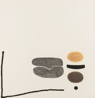 Victor Pasmore, 'The Dance of Man in Modern Times (Bowness Lambertini 28.A, 28.B, 28.C, 28.E, 28.G)', 1972