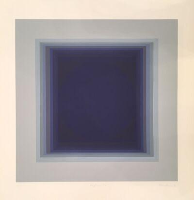 Paul Feiler, 'Adytum SV', 1979