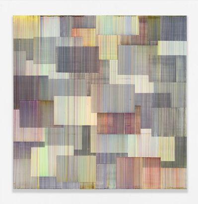 Bernard Frize, 'Nieri', 2019