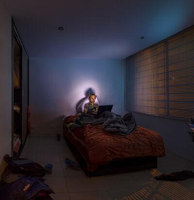 Jonathan Chaparro, 'Instante ambiguo (proyecto Ausencia)', 2017