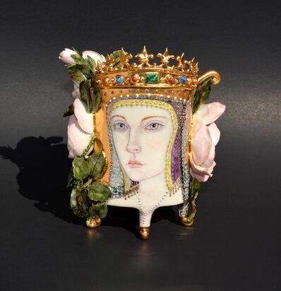 Irina S. Zaytceva, 'Maiden of Roses, Vase', 2016
