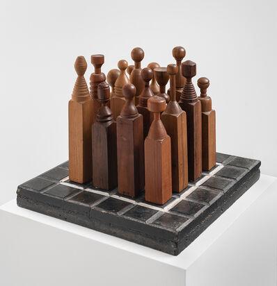 Edgardo Antonio Vigo, 'Ajedrez Proletario | Proletarian Chess', 1983-1987