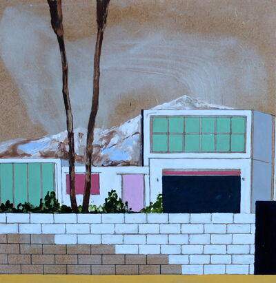 Charlotte Keates, 'Canyon Drive', 2017