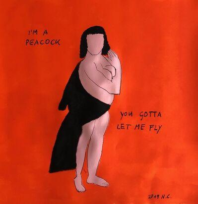 Niclas Castello, 'I´m a Peacock, you gotta let me fly', 2019