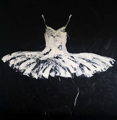 Ewa Bathelier, 'white', 2019