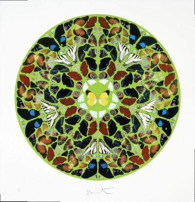 Damien Hirst, 'Psalm: domine est terra', 2010