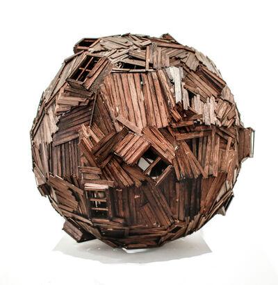 Seth Clark, 'Orb Study II', 2017