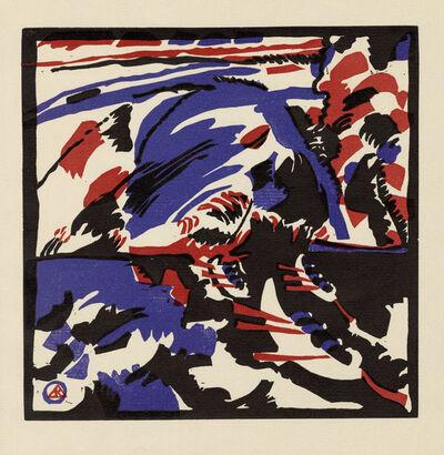 Wassily Kandinsky, 'Kahnfahrt', 1911