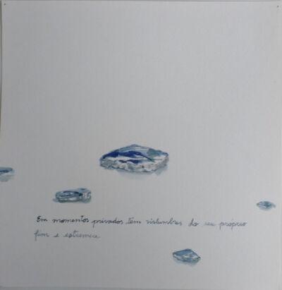 """Renata Cruz, '""""Para siempre y un día', 2017"""