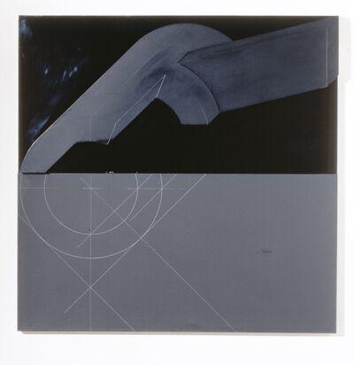 Gianfranco Pardi, 'Architettura', 1972