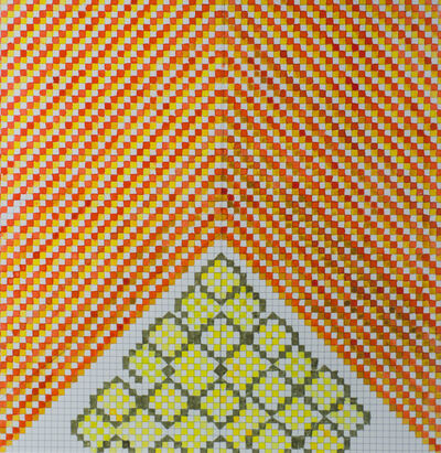 Yasmin Jahan Nupur, 'From the Series Patterns of a Tactile Score ', 2017-2018