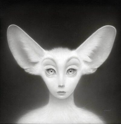 Travis Louie, 'The Fennec Fox Spirit', 2019
