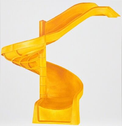 Louis Eisner, 'Yellow Helter Skelter', 2013
