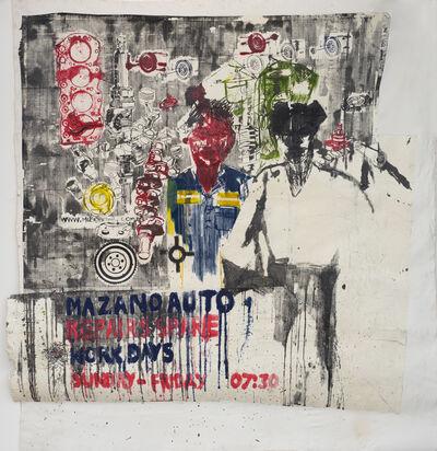 Gareth Nyandoro, 'Mazano auto', 2019