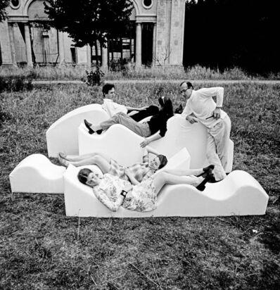 Archizoom Associati, 'Superonda Sofa', 1966