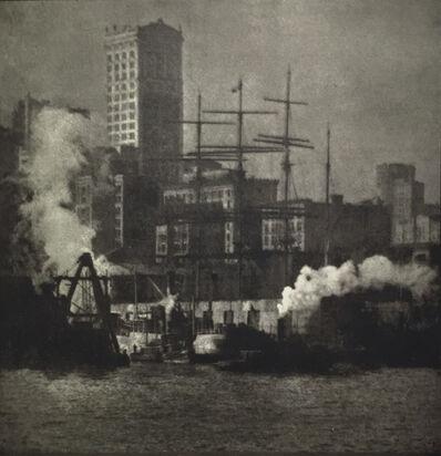 Alvin Langdon Coburn, 'New York', 1908