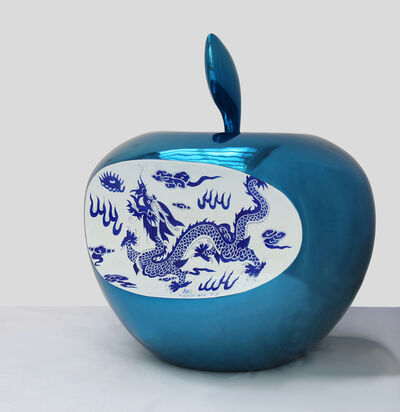 Li Lihong, 'Apple's CHINA - 80cm', 2015