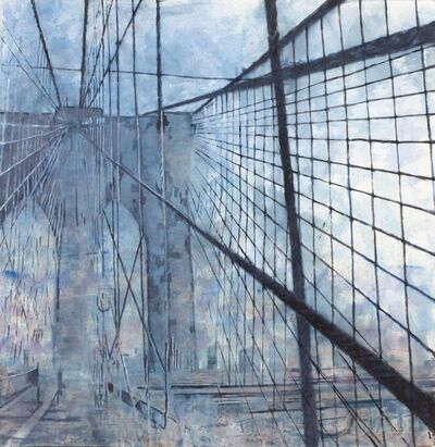 "Norbert Waysberg, '""Brooklyn Bridge""', 2015"