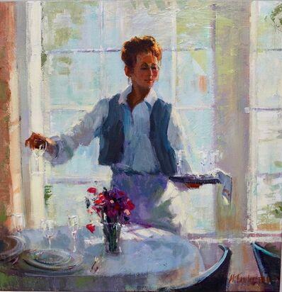 Nancy Tankersley, 'Waitress'
