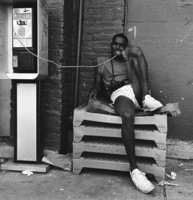 Milton Rogovin, 'Untitled (Lower West Side Revisited)', 1984-1986