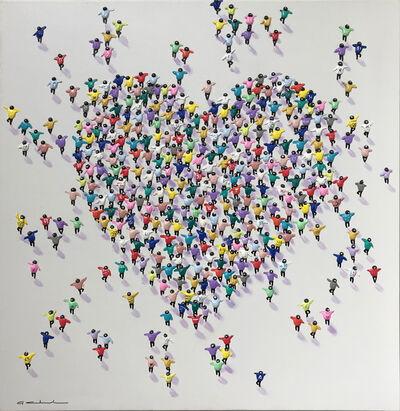 Alfredo Canela, 'Community Heart', 2019